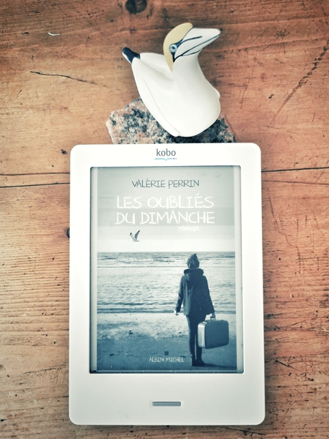 Couverture du livre Les oubliés du dimanche de Valérie Perrin