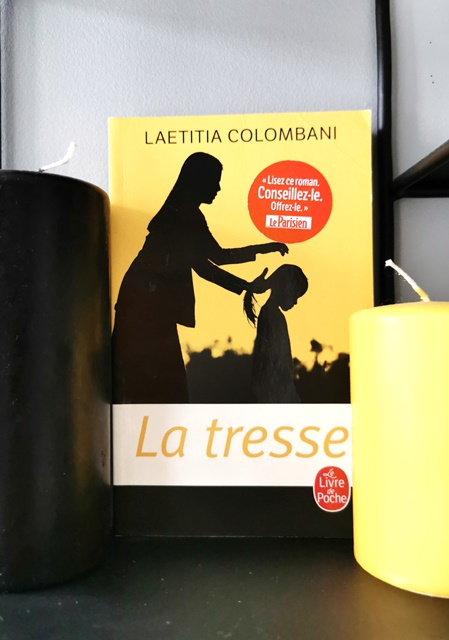 La tresse de Leatitia Colombani