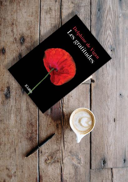 Couverture du livre Les Gratitudes de Delphine De Vigan