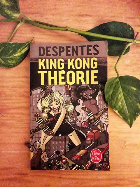 King Kong Théorie Virginie Despentes Les Lectures De Vi