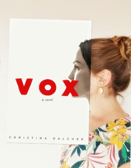 Couverture du livre VOX de Christina Dalcher
